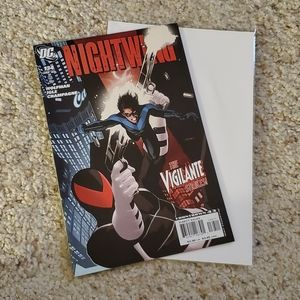 Nightwing 134 comic book